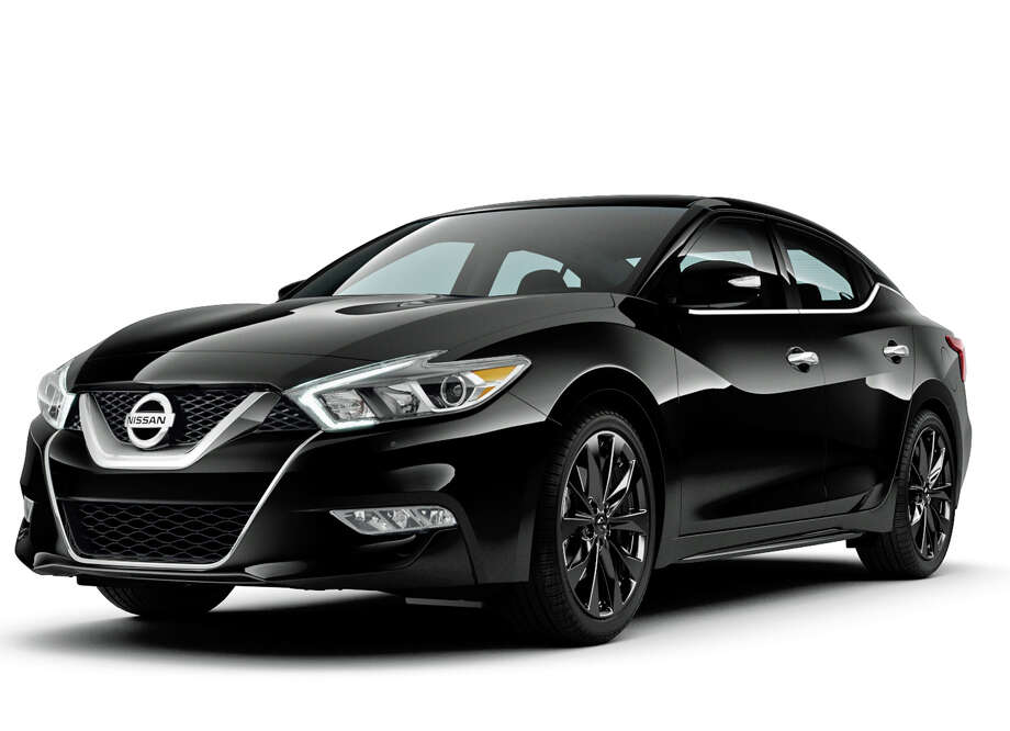 The Eighth Generation Nissan Maxima Which Was Completely Revised For 2016 Model Year