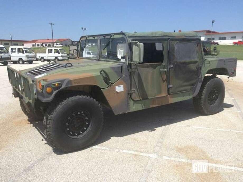 Surplus Military Humvees For Sale In San Antonio Across