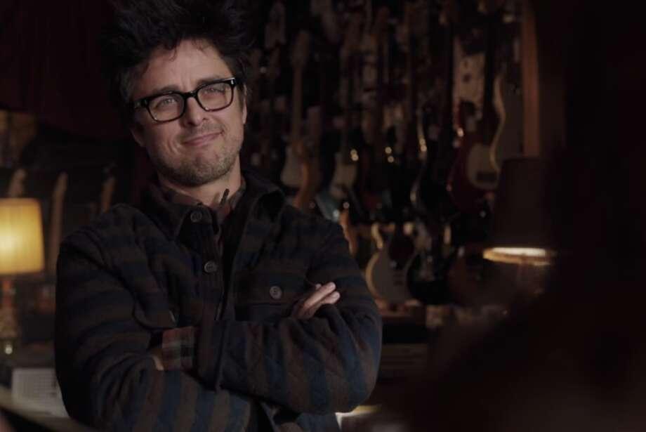 "Billie Joe Armstrong stars in ""Ordinary World."""
