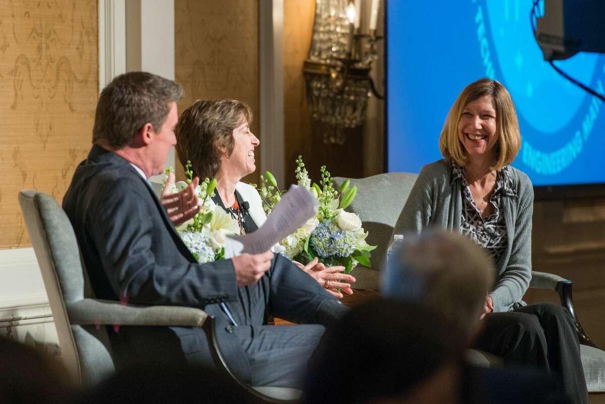 Russ Lewis interviews Dr Ellen Ocha and Kathy Lueders