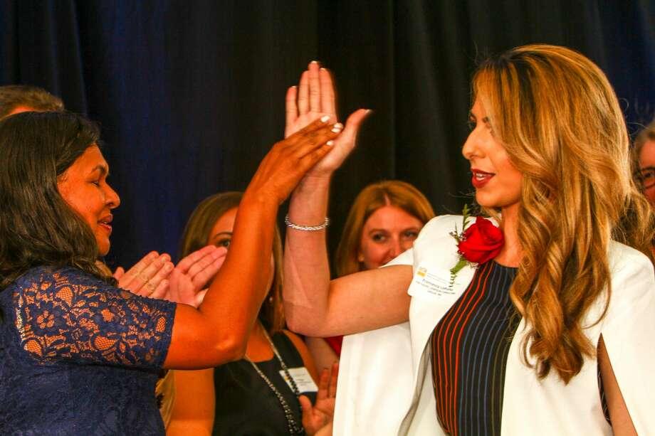 Were you Seen at the Rensselaer County Regional Chamber of Commerce 2016 Van Rensselaer Awards Dinner at the Hilton Garden Inn in Troy on Thursday, Sept. 15, 2016? Photo: Denis J. Nally Photography