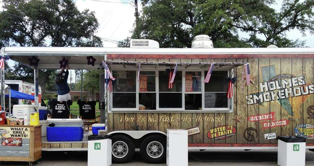Houston-based Holmes Smokehouse is donating hot dogs to a variety of local non-profit organizations throughout the current Houston Texans football season. The first donation of 2,349 hot dogs was made to Heavenly Hands at Bethel's Place Empowerment Center on Sept. 16. The number of hot dogs donated to charity is based on the number of Holmes Smokehouse foot-long hot dogs sold at each home game. The hot dogs will be donated after each home game to different area charities. After teaming with the Houston Texans in August, Holmes created a line of gourmet hot dogs and Texas beef chili available at NRG Stadium (and to be introduced to the marketplace). The line includes Original, All Beef, Beef with Jalapenos, Beef with Cheddar, and Beef blended with Smoked Brisket.