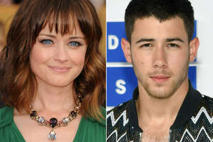 Alexis Bledel  and  Nick Jonas  both celebrate their birthdays on Sept. 16.   >>KEEP CLICKING TO SEE WHAT OTHER CELEBRITIES FROM TEXAS LOOKED LIKE WHEN THEY WERE YOUNGER.