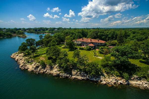 Great Island, Darien, Conn.   Listing price: $175M   View full listing