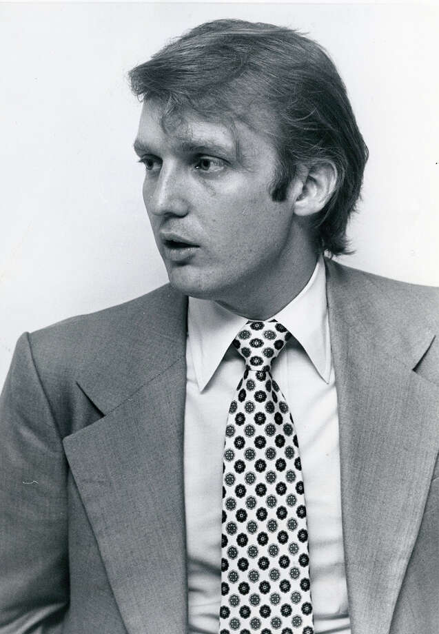 In the 1980s, Donald Trump was trying to establish himself as a Manhattan developer and Atlantic City, New Jersey, casino operator. See more photos of Trump in the 80s by clicking trough these images. Photo: Tom Allen/The Washington Post