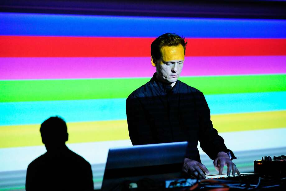 Carsten Nicolai, a.k.a. Alva Noto, will perform Saturday, Sept. 24. Photo: Dieter Wuschanski, De Young Museum
