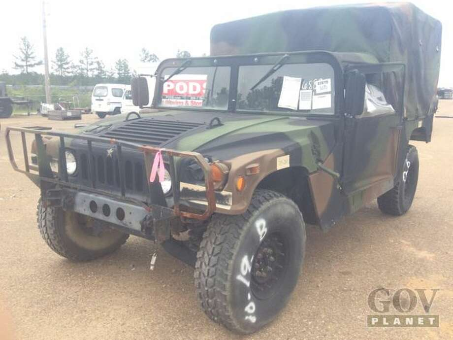Surplus Military Humvees For Sale In San Antonio Across