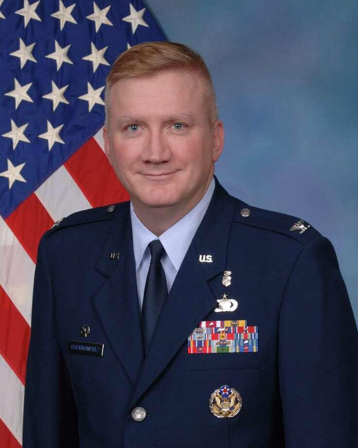 D. Scott Guermonprez has been named Albany Stratton VA Medical Center's new director. (Photo provided)
