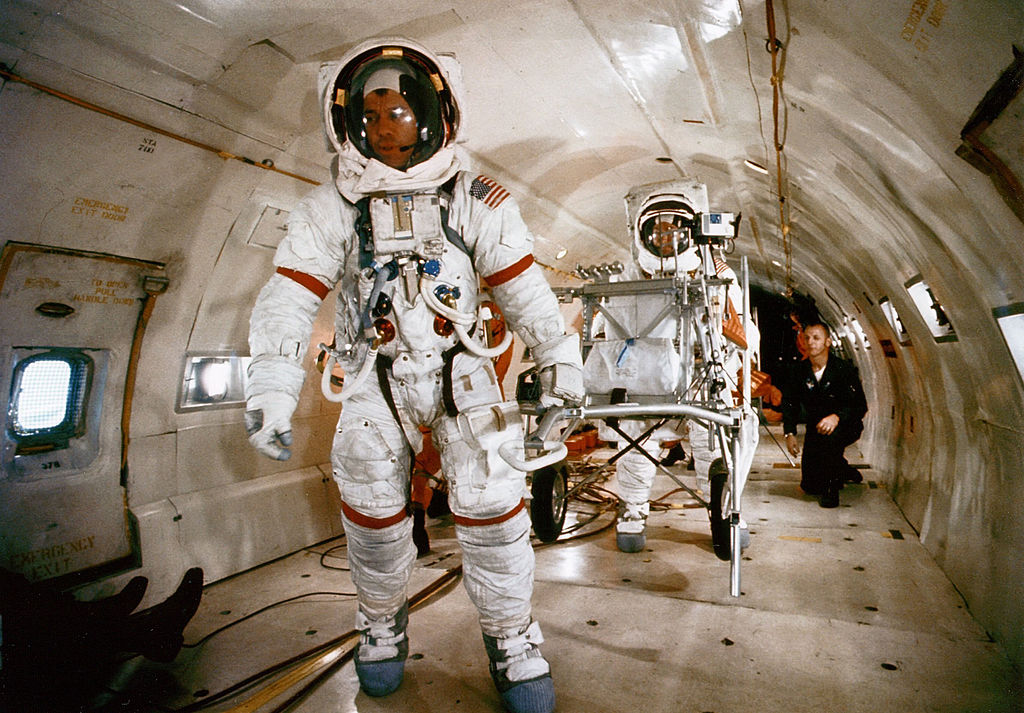 Early NASA diapers forced astronauts to disclose the size ...