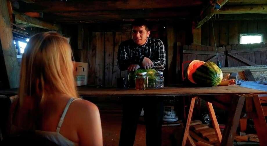 A scene from 'Melonball Run.'