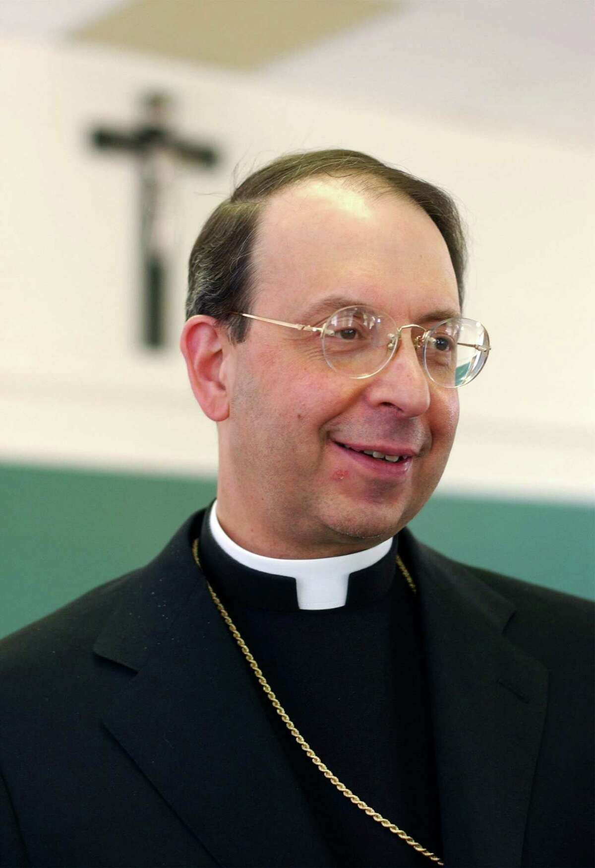 Bishop William Lori was with the Bridgeport Diocese from 2001 until 2012 and archbishop of the Archdiocese of Baltimore, Maryland since 2012.