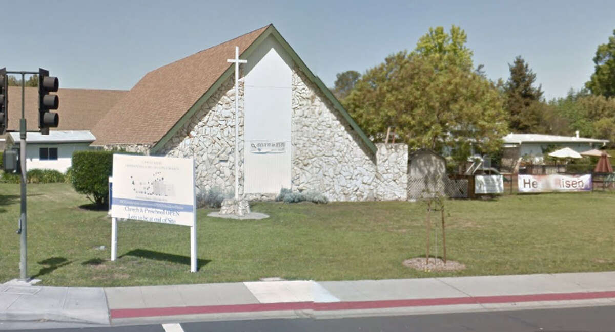 Police say a man stole up to $10,000 from the collection at Cornerstone Community Church in Palo Alto.