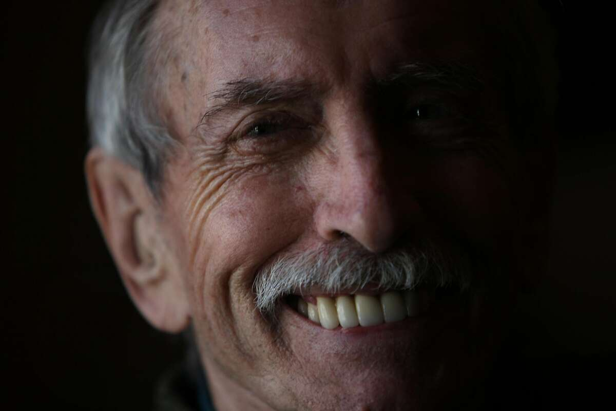 Playwright Edward Albee photographed at American Conservatory Theater in San Francisco, Calif. on Tuesday, February 10, 2009.