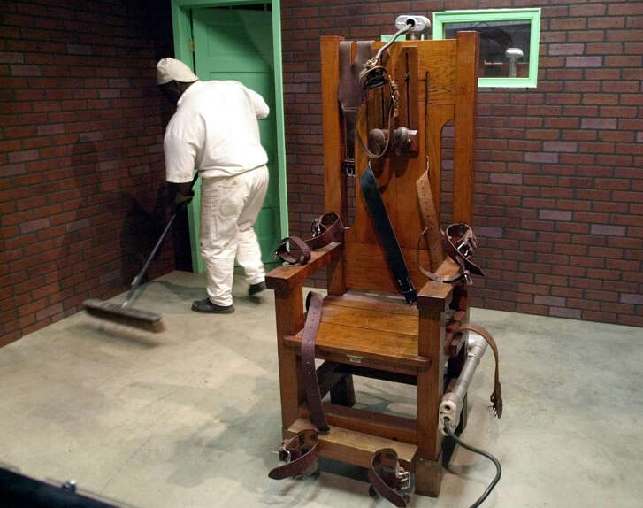 """""""Old Sparky"""" has been a museum piece since 1965. (AP File Photo)"""