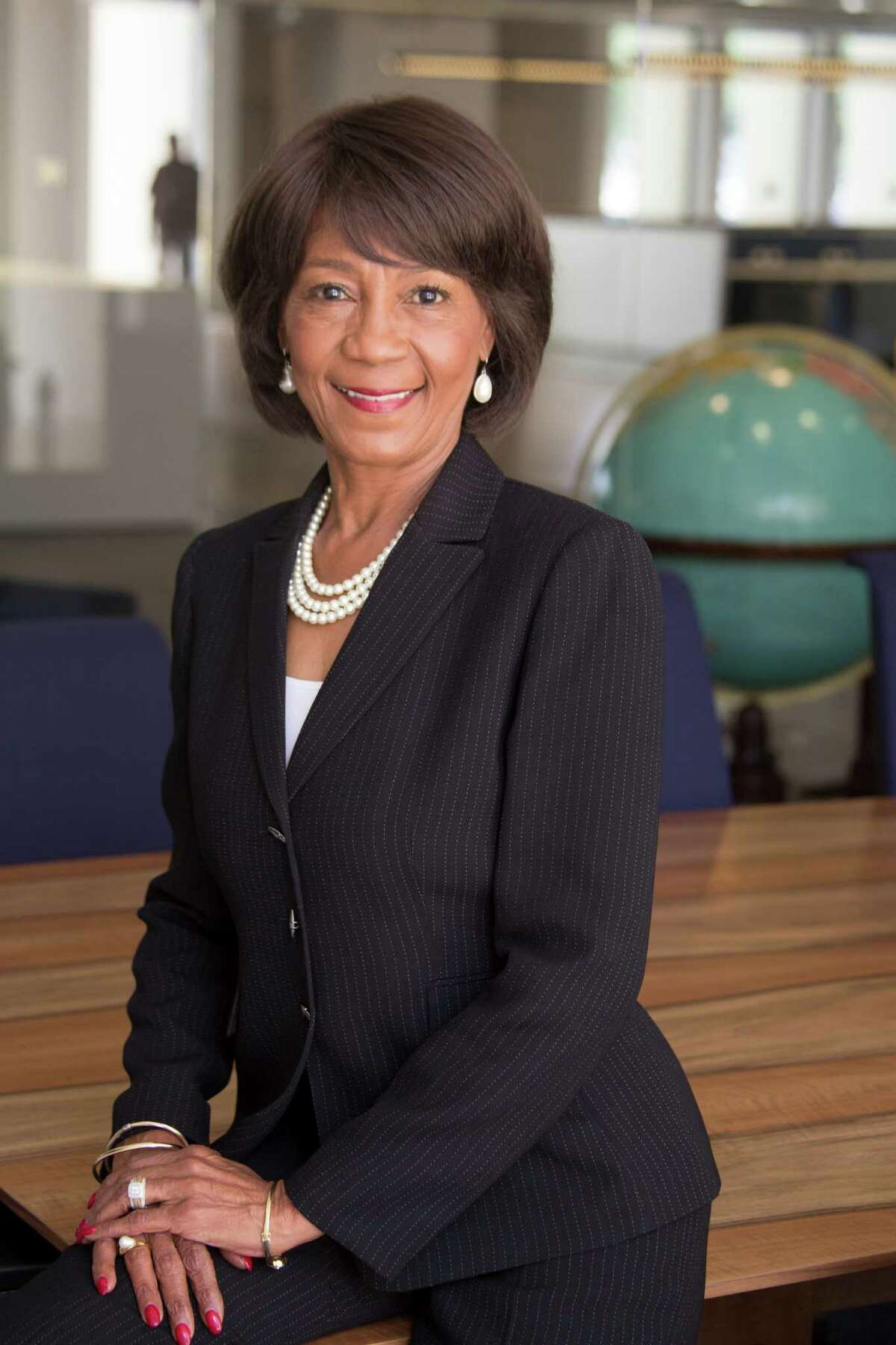 Ann Harris Bennett is a candidate running for Harris County Tax Assessor- Collector (Photo: Jeremy Carter / Houston Chronicle)