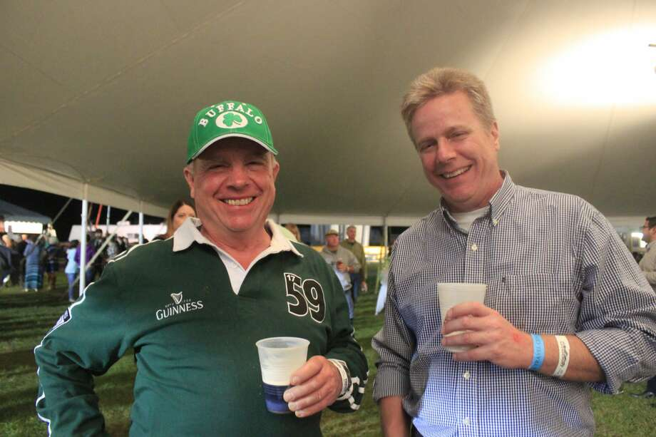 Were you Seen at the Irish 2000 Music & Arts Festival at the Saratoga County Fairgrounds in Ballston Spa on Friday, Sept. 16, 2016? The festival continueson Saturday.              Photo: Molly Eadie