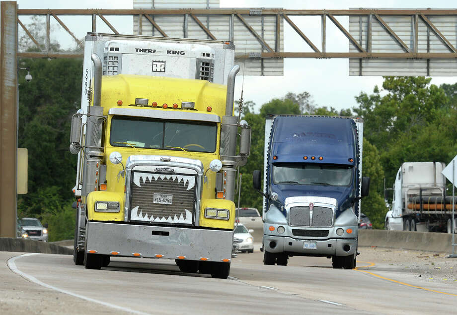 Truckers Argue Slower Speed Limits Could Be More Dangerous