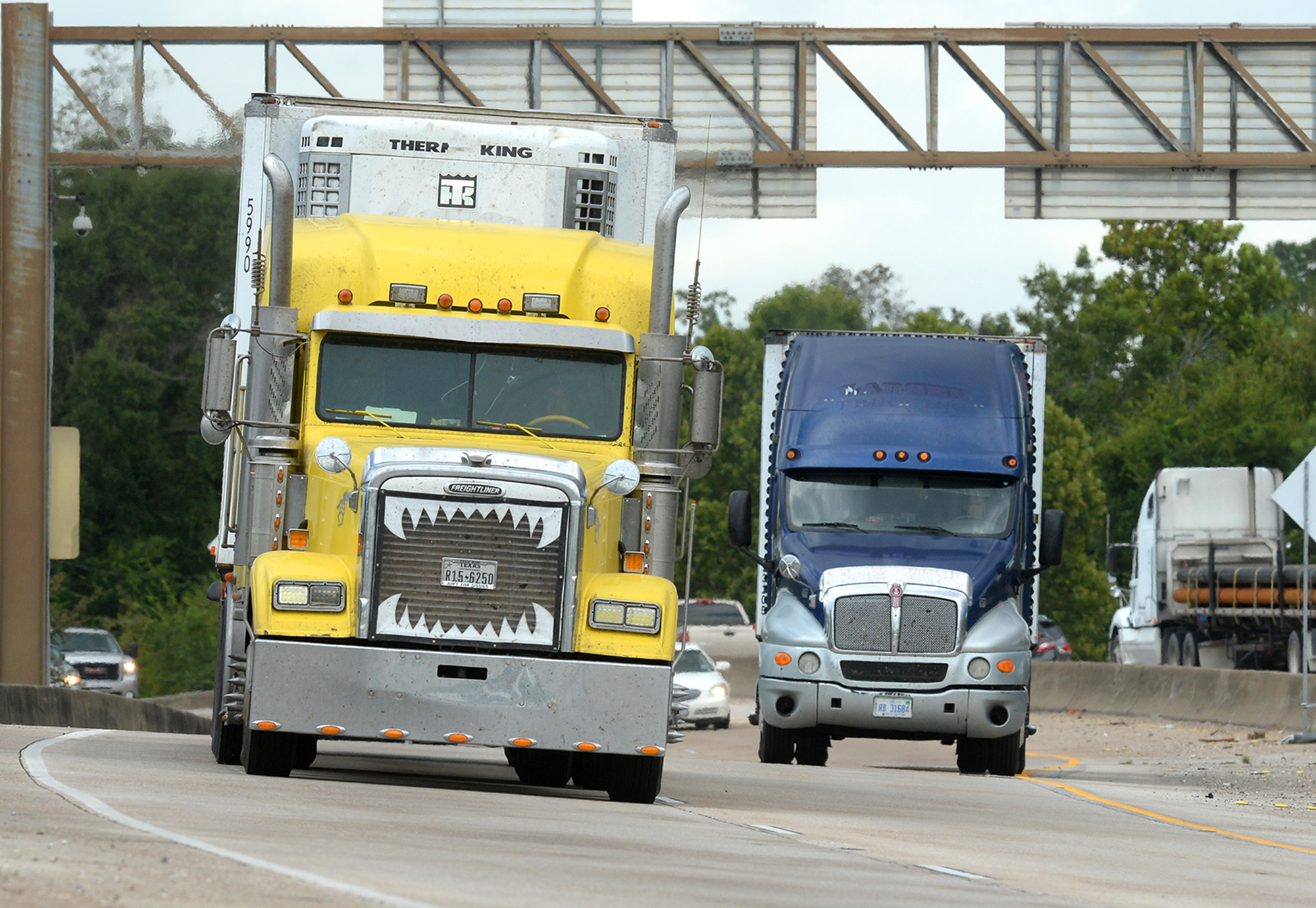 Truckers argue slower speed limits could be more dangerous ...