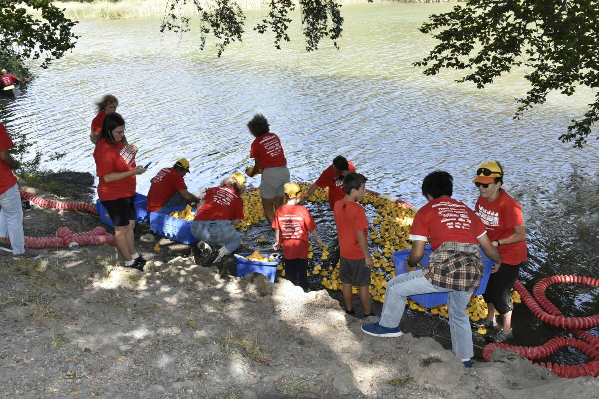 Were you Seen at the 2016 Duck Derby and Back2School Fest fundraiser for Capital Region Sponsor-A-Scholar at Washington Park in Albany on Saturday, Sept. 17, 2016?