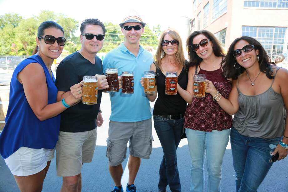 Two Roads Brewing Company in Stratford held its 4th annual Ok2berfest on  September 17 and 18, 2016. Guests enjoyed German music, German-style  beers, food, games. Were you SEEN Photo: Derek Sterling