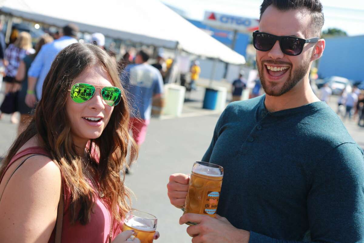 Two Roads Brewing Company in Stratford held its 4th annual Ok2berfest on September 17 and 18, 2016. Guests enjoyedGerman music, German-style beers, food, games. Were you SEEN? View more photos