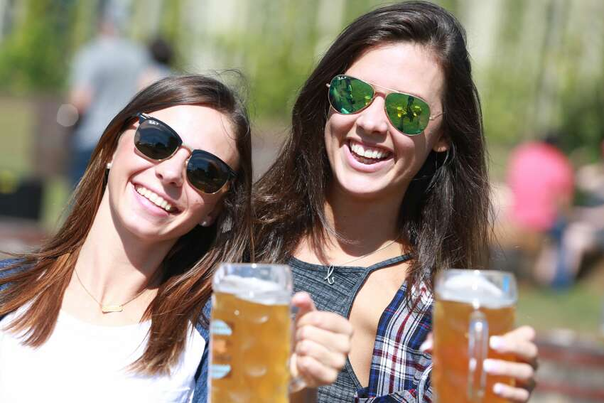 Two Roads Brewing Company in Stratford held its 4th annual Ok2berfest on September 17 and 18, 2016. Guests enjoyedGerman music, German-style beers, food, games. Were you SEEN?