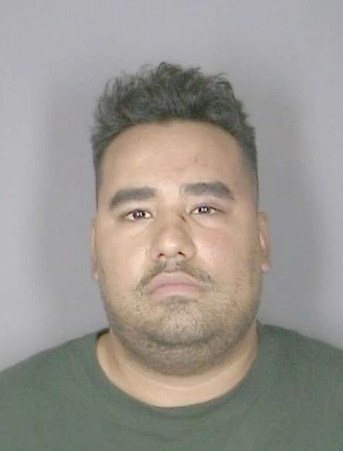 Timothy Perales is charged with reckless endangerment (Guilderland Police)