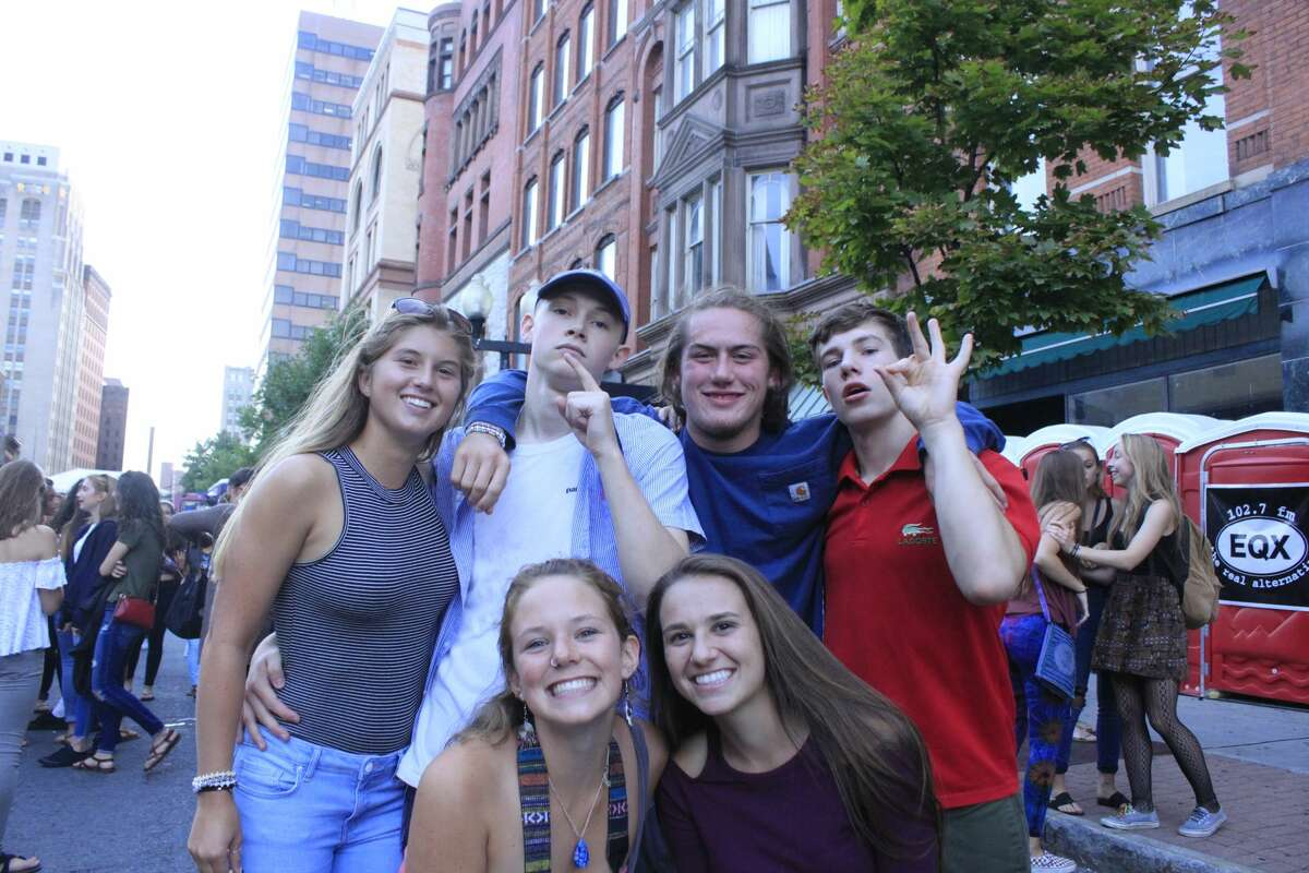 Were you Seen at the 7th Annual Pearlpalooza Pearl Street Music Festival on Saturday, Sept. 17, 2016?