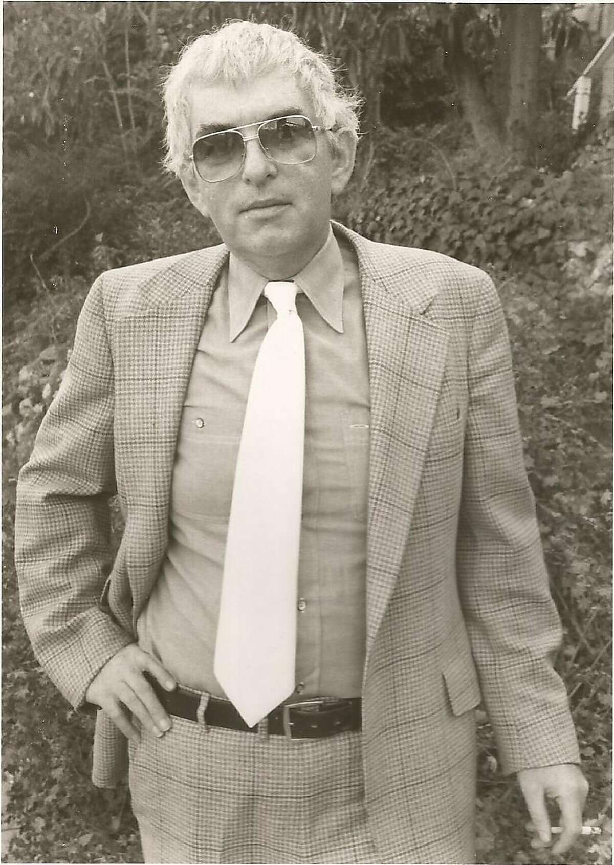 Journalist Phil Tracy, shown here in this undated photo, co-wrote a 1977 expose of Jim Jones and the People's Temple that prompted Jones and his cult to flee to South America.