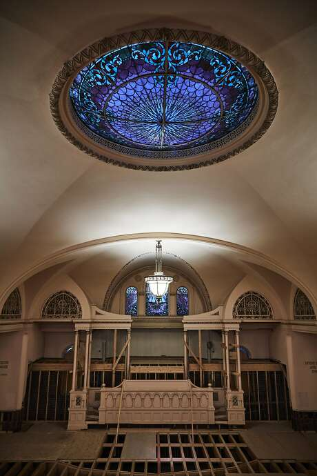 The main chapel inside the new Jeremy's department store in Oakland. Photo: John Lee, Special To The Chronicle