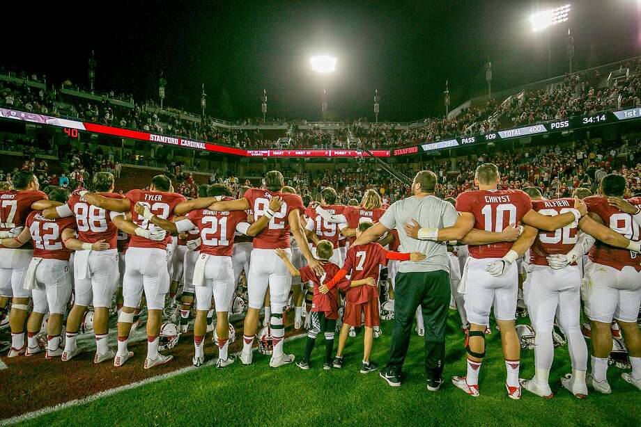 A New York Times report detailing a rape case against a Stanford football player raised concerns over the university's disciplinary process after the player went unpunished despite two majority votes that a sexual assault had occurred. Photo: John Storey, Special To The Chronicle
