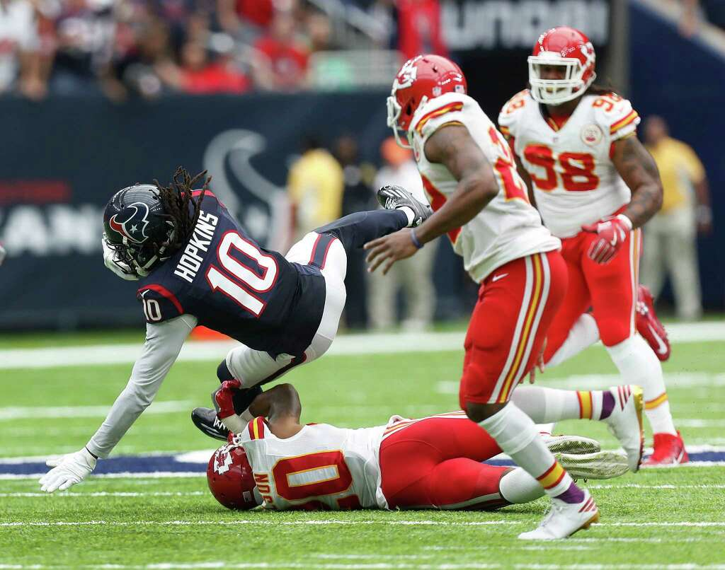 DeAndre Hopkins on Patriots It s just another football game