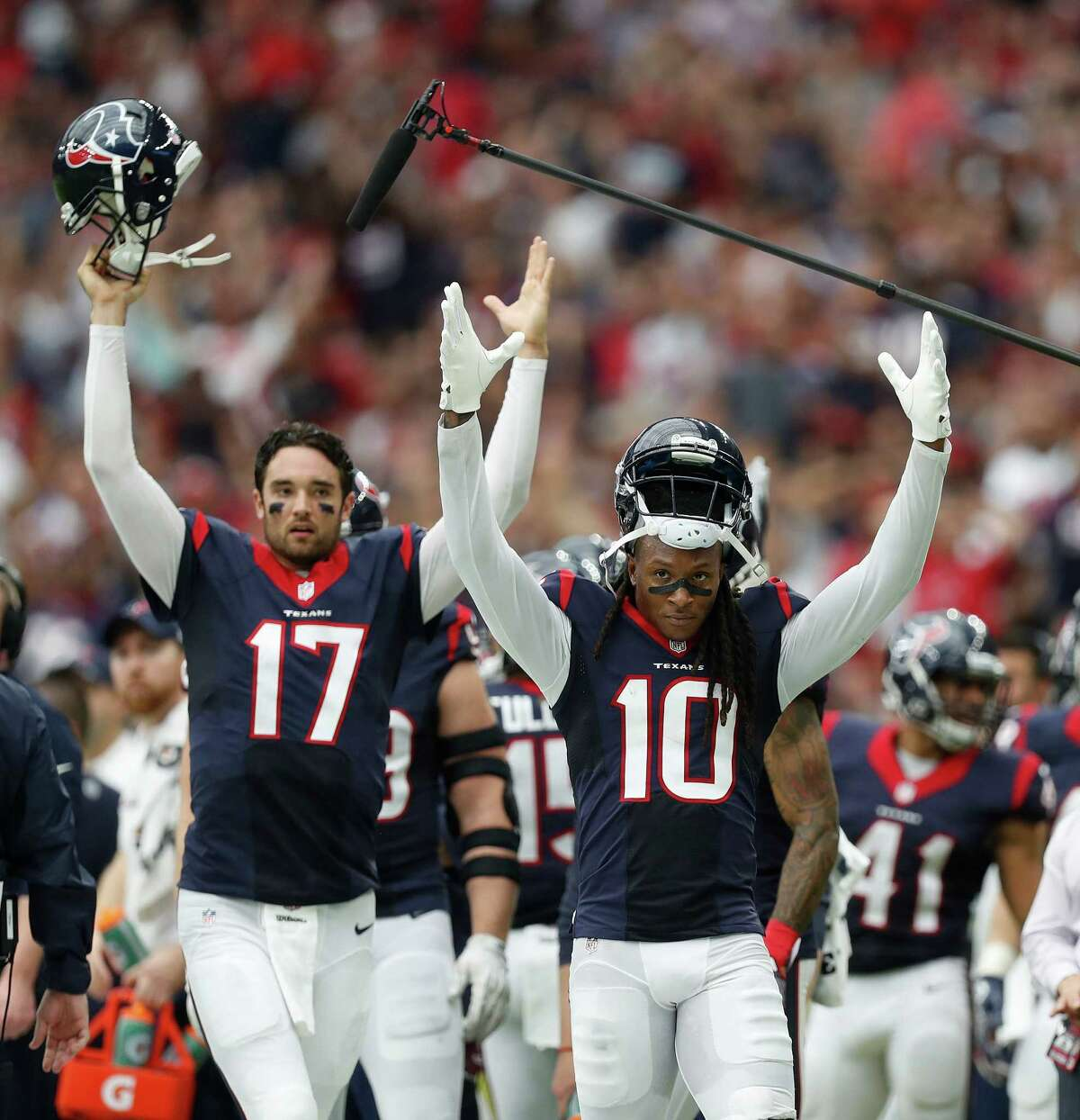 Houston (5-3) plus-2 at Jacksonville (2-6) Texans 23-17
