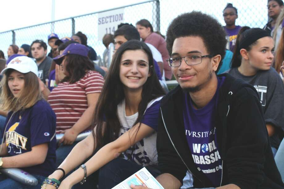 Were you Seen at the UAlbany football home opener against Holy Cross at Tom & Mary Casey Stadium on the UAlbany campus on Saturday, Sept. 17, 2016?