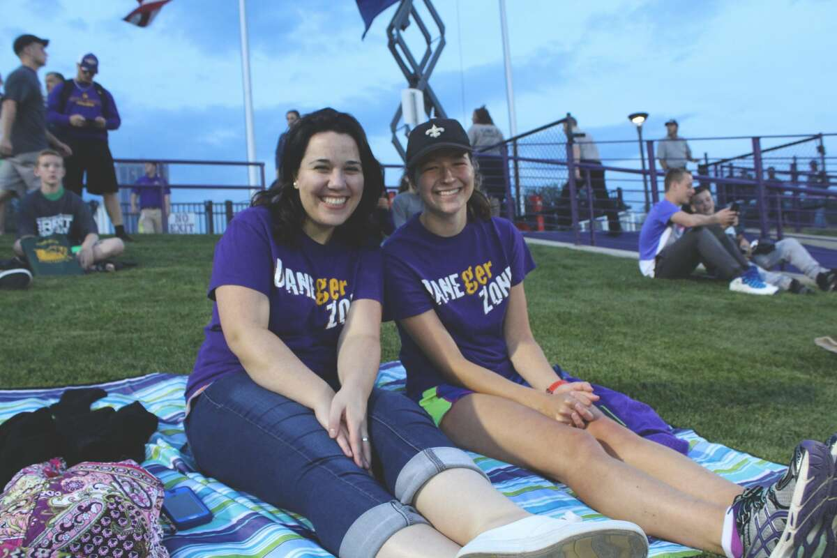 Were you Seen at theUAlbany football home openeragainst Holy Cross at Tom & Mary Casey Stadium on theUAlbany campus onSaturday, Sept. 17, 2016?