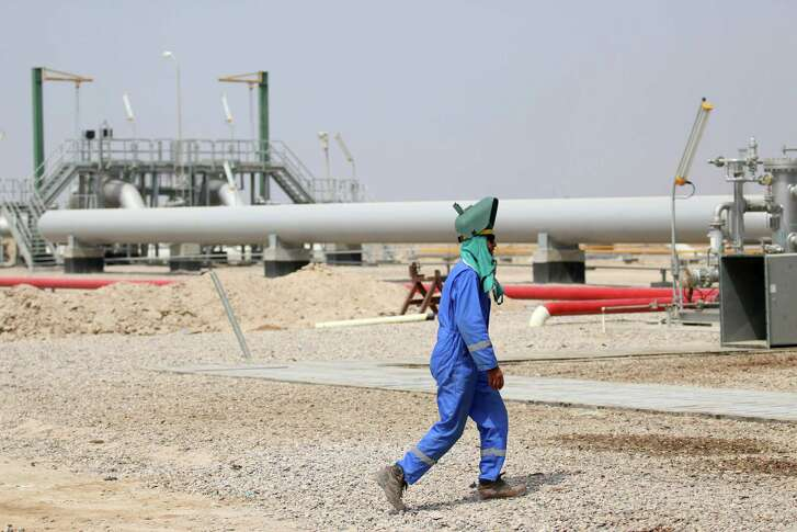 OPEC production rose to a record 33.7 million barrels a day in August as members followed a strategy of maximizing output to force higher-cost producers to cut supply. For example, Iraq is adding output. But OPEC's strategy of keeping its taps open is leaving a smaller cushion if there's an unexpected need for more oil. OPEC members had about 1.1 million barrels a day of spare production capacity last month, the U.S. Energy Department estimates, compared with more than 4 million in late 2010.