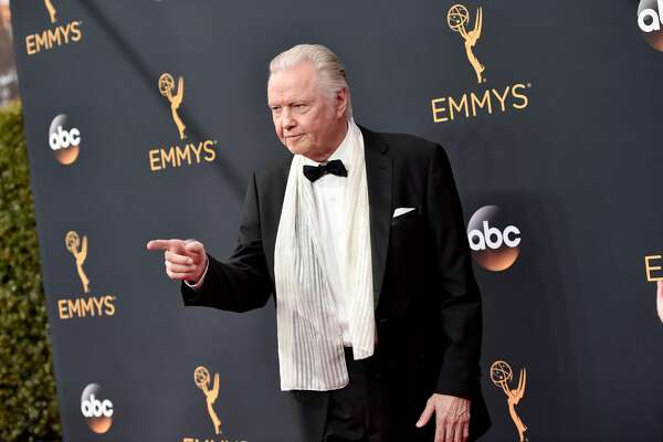 LOS ANGELES, CA - SEPTEMBER 18:  Actor Jon Voight attends the 68th Annual Primetime Emmy Awards at Microsoft Theater on September 18, 2016 in Los Angeles, California.  (Photo by Alberto E. Rodriguez/Getty Images)