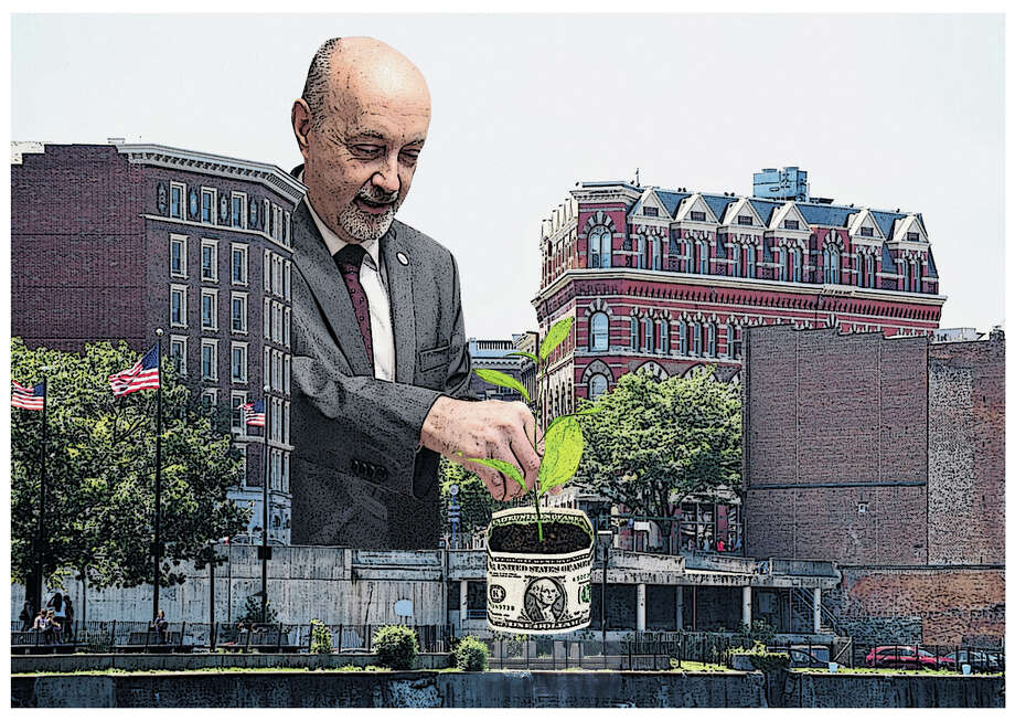Photo illustration by Jeff Boyer/Times Union
