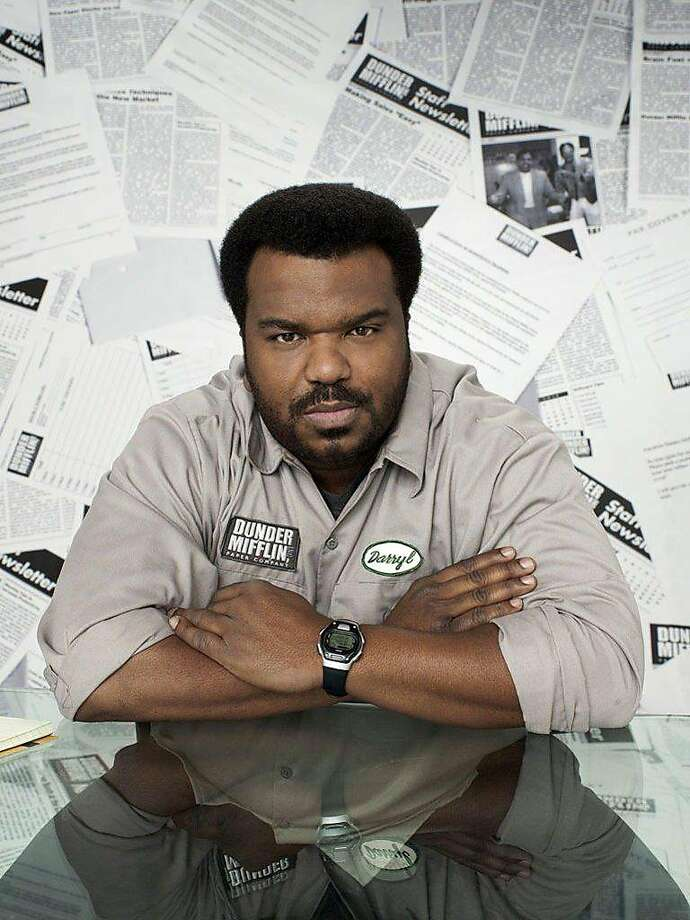 "Craig Robinson, best known as Darryl on NBC's ""The Office,"" performs at Foxwoods Casino on Saturdany, Nov. 19. Photo: Contributed Photo"