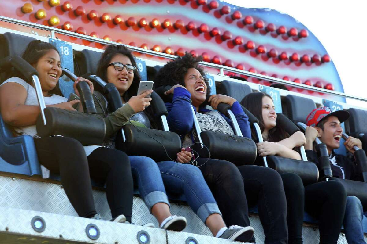Scenes from the Washington State Fair in Puyallup, WA, Sunday, Sept. 18, 2016.