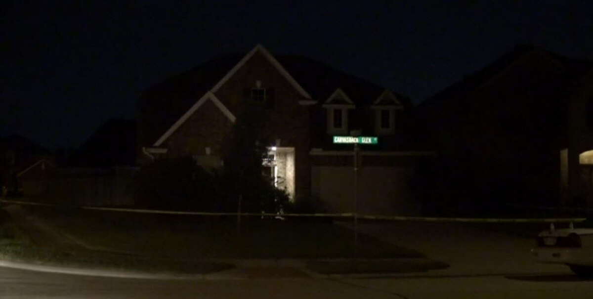Adrianus Michael Kusuma, 33, was shot to death about 8:45 p.m. Sunday, Sept. 18, 2016, during a robbery at a home in the 21500 block of Canvasback Glen Court in the Gosling Pines subdivision in north Harris County. (Metro Video)
