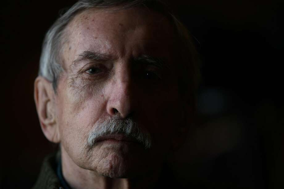 There was a memorial gathering for Edward Albee, pictured here in 2009. Photo: Lea Suzuki, The Chronicle