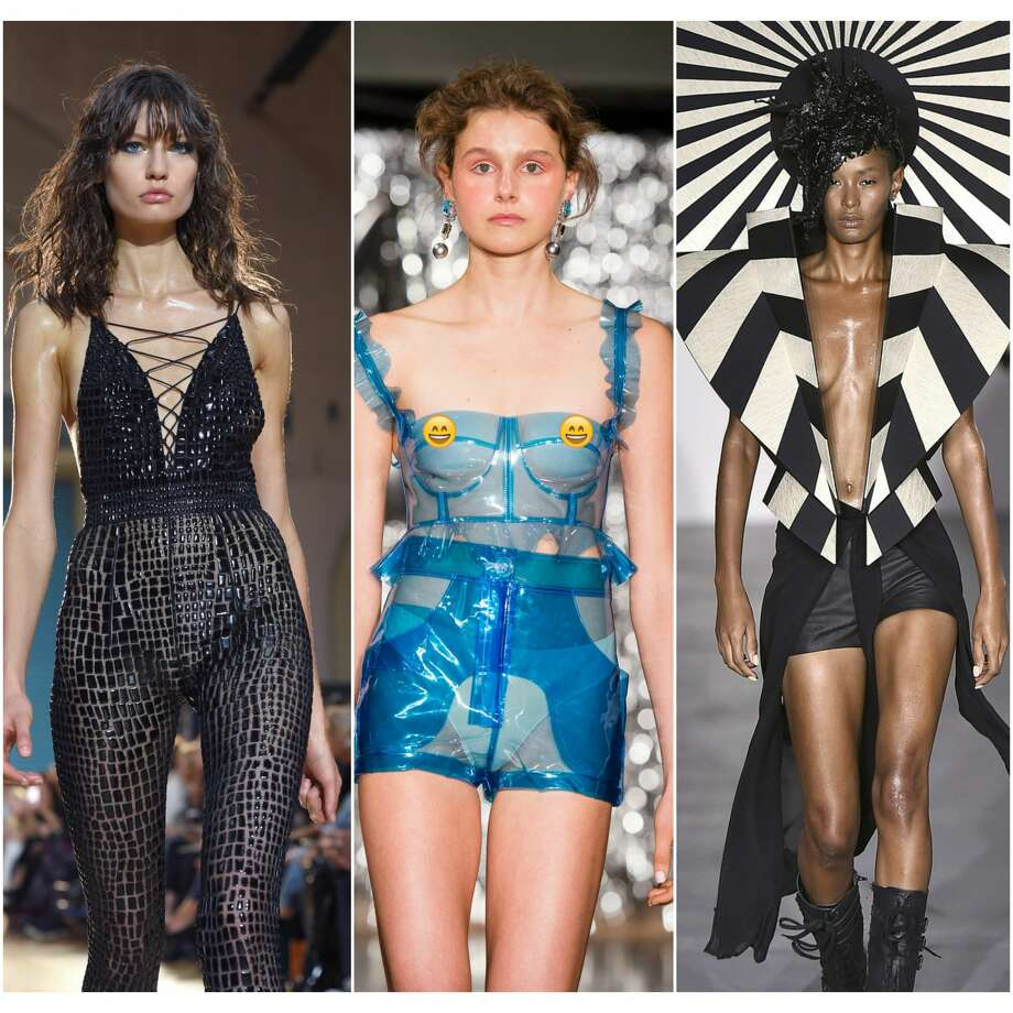 >> Keep clicking for our picks of the London Fashion Week's best and worst looks.  Photo: Getty Images