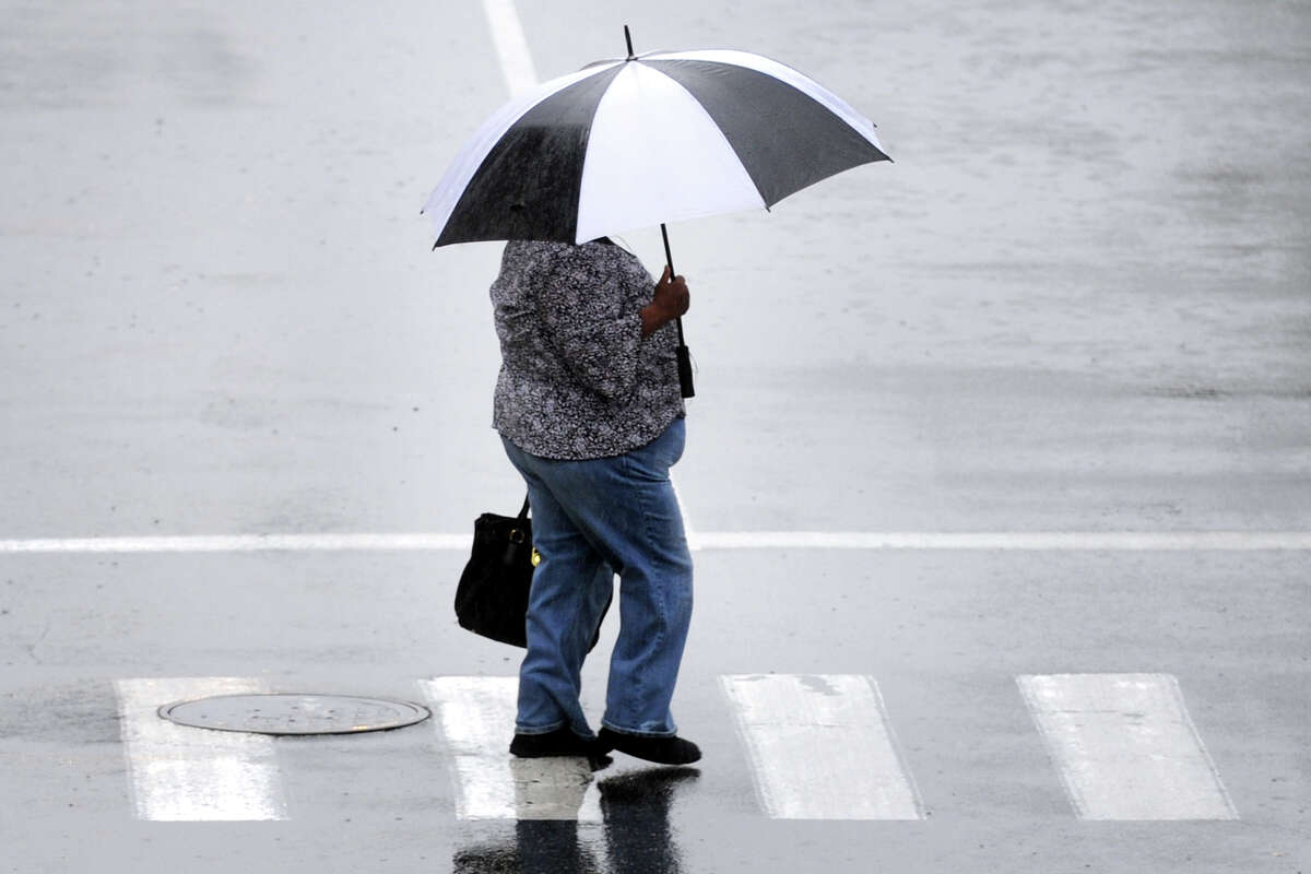 The National Weather Service is forecasting a 40 percent chance of rain after noon on Thursday. Up to three-quarters of an inch of rain is expected to fall Thursday night.