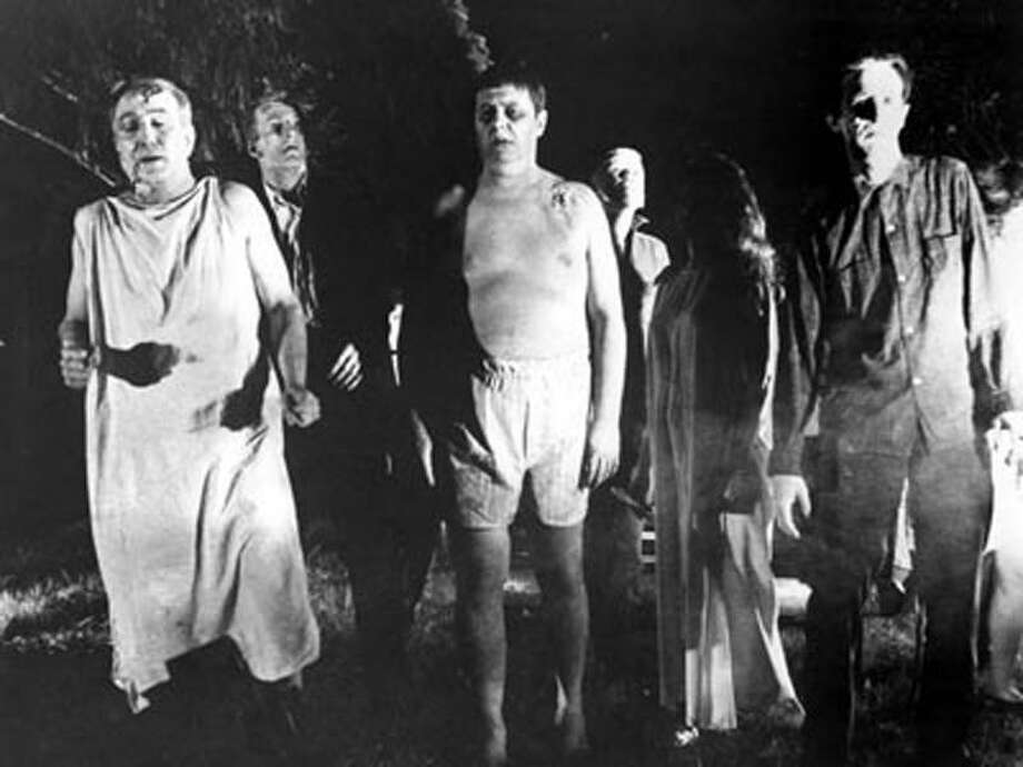 "They're coming, and they're  hungry: ""Night of the Living Dead"""