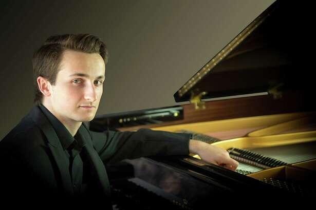 An international award-winner, Alex Beyer will open the Greater Bridgeport Symphony's 71st season on Saturday, Sept. 24, at the Klein Memorial Auditorium in Bridgeport.