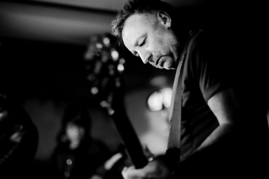 Peter Hook caption goes right here. Photo: Mark McNulty