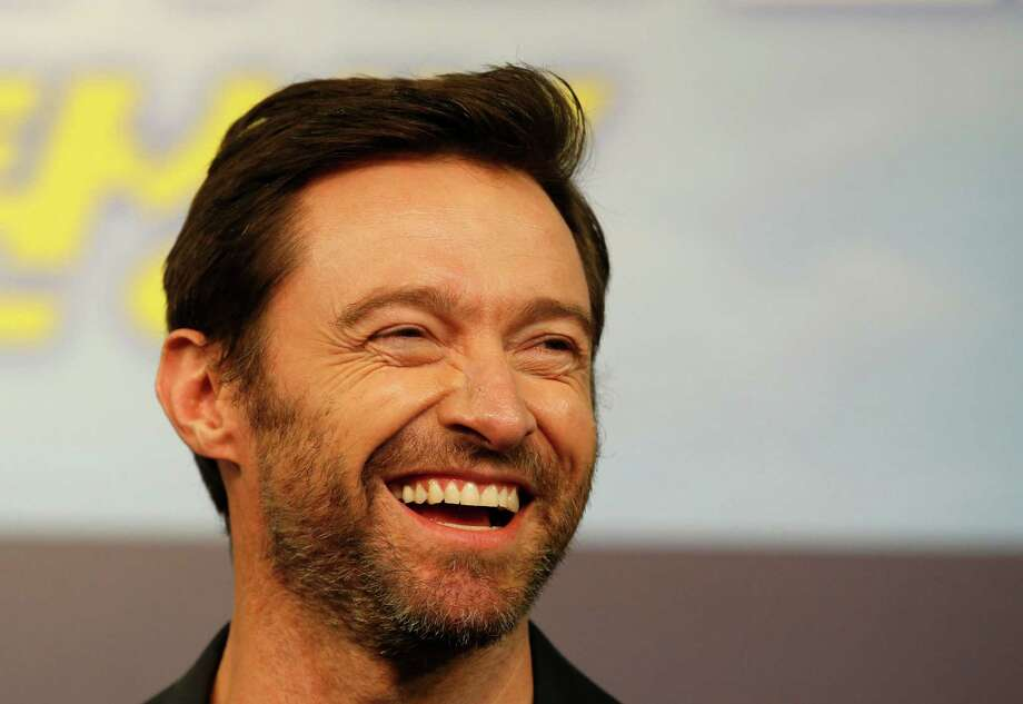 "Actor Hugh Jackman is starring as P.T. Barnum in a big Hollywood movie musical next year, ""The Greatest Showman on Earth."" Photo: Lee Jin-man / Associated Press / Copyright 2016 The Associated Press. All rights reserved. This material may not be published, broadcast, rewritten or redistribu"