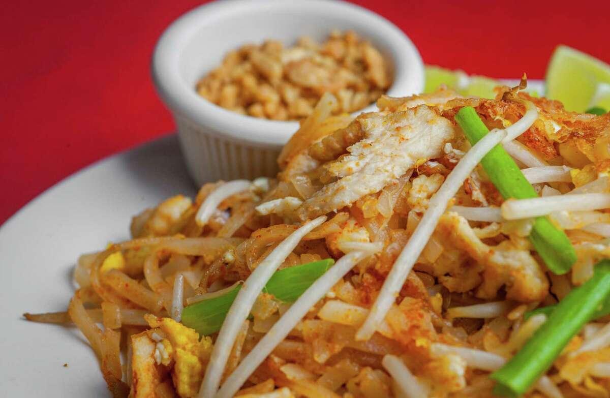 Vieng Thai's pad Thai