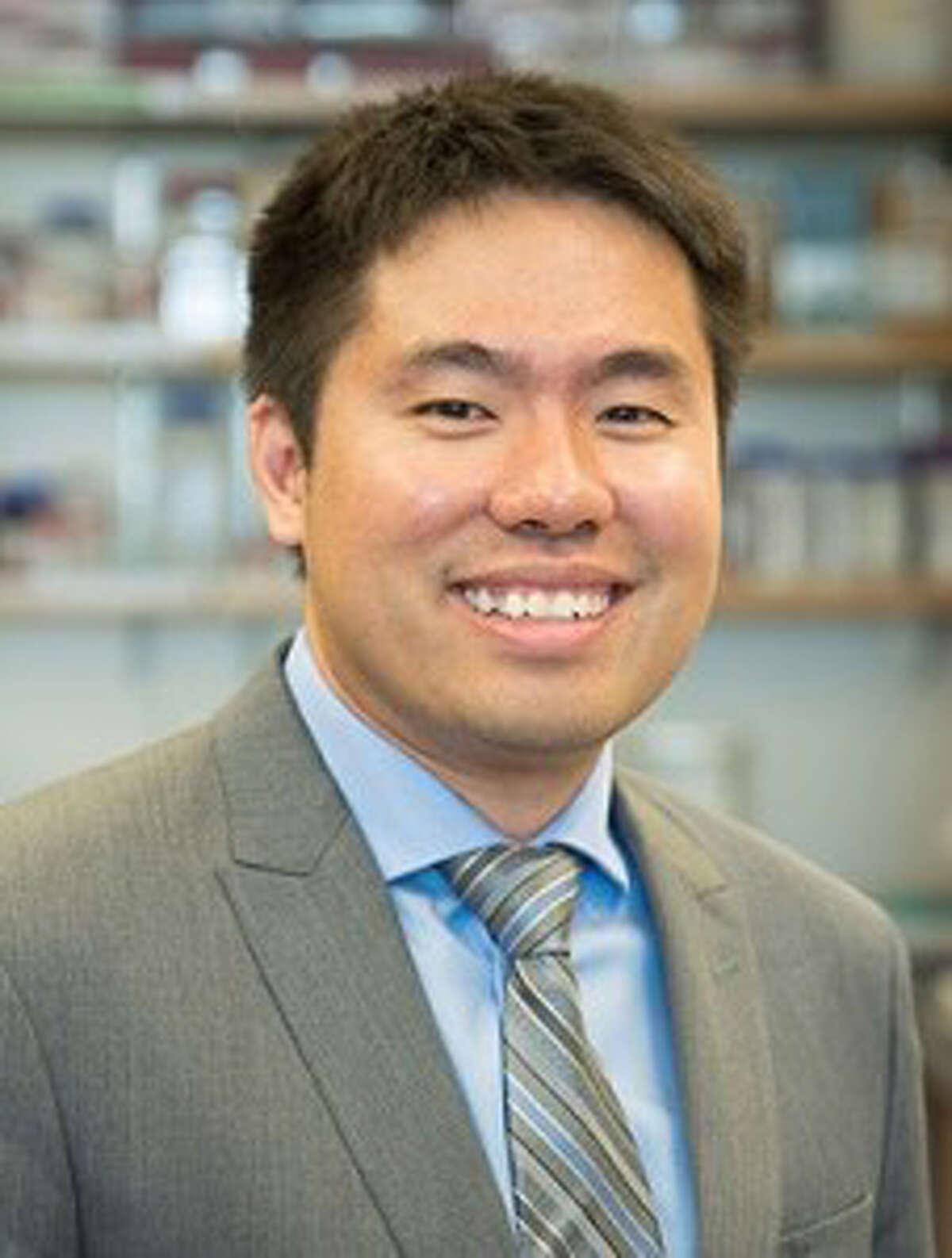 Albert Cheng, 33, Farmington, Scientist, engineer, assistant professor